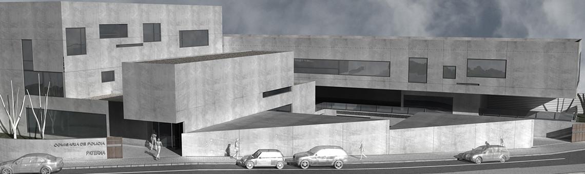 BC Arquitectos: Dotacional: Comisaría de Paterna