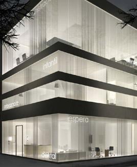 BC Arquitectos: Arquitectura Sanitaria. Hospital Dental en Valdepeñas