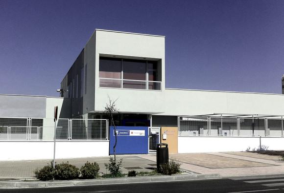 BC Arquitectos: Dotacional: Escuela de Vallecas