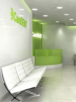 BC Arquitectos: Arquitectura Sanitaria: Franquicia Caredent