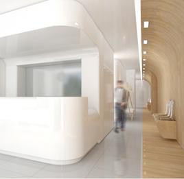 BC Arquitectos: Arquitectura Sanitaria: Centro Dental Delicias