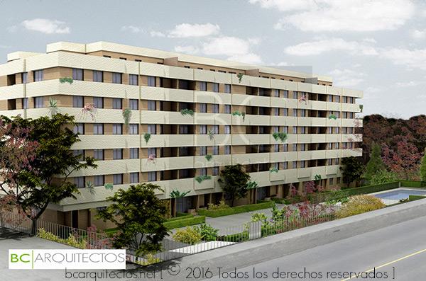 BC Arquitectos. Residencial Yécora.