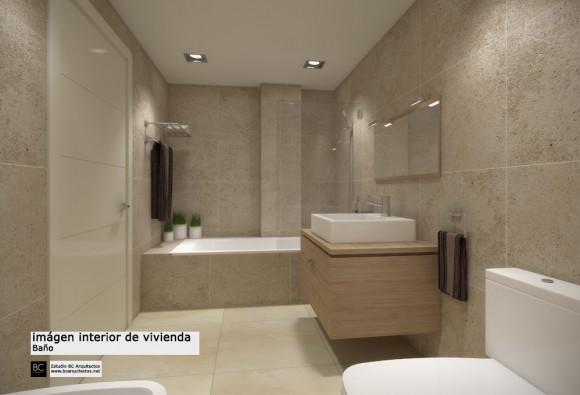 bcarquitectos. diseño baños