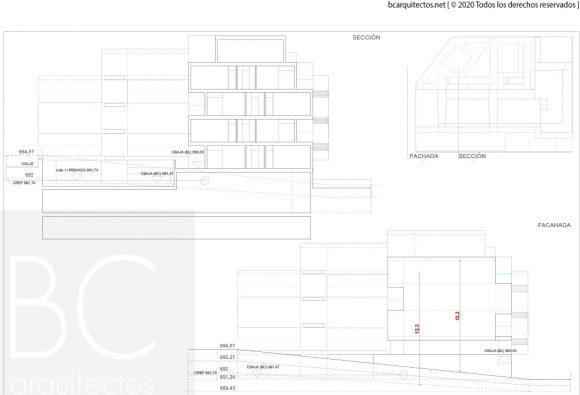 webbcarquitectos.imagen Galeria 1000x680_Alzados y Seccion